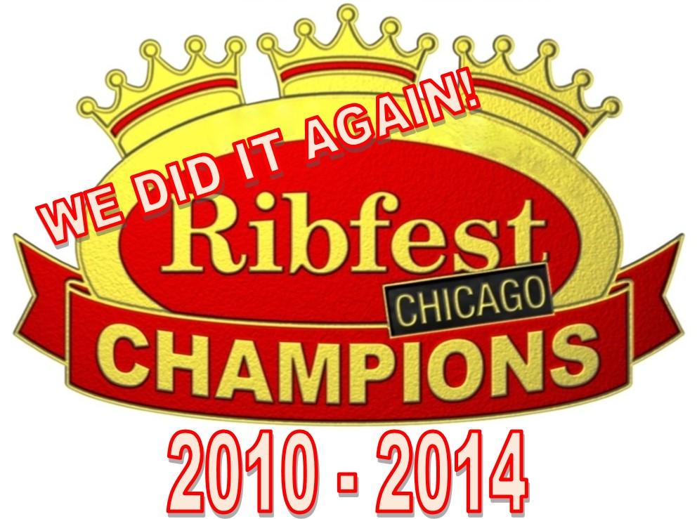 New Ribfest logo